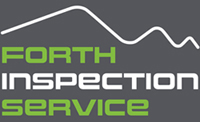 Forth Inspection Service Logo Gray